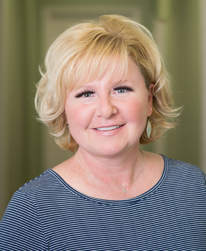 Sharon Mandeville-Edlin, OTR/L, IMC
